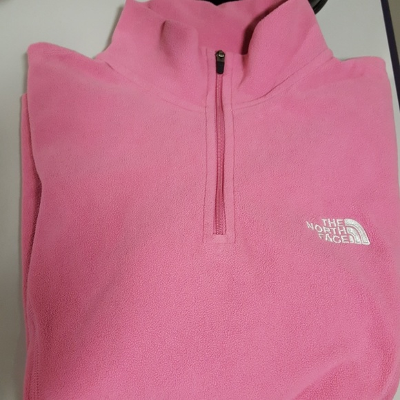 The North Face Jackets & Blazers - North Face Pink Pullover